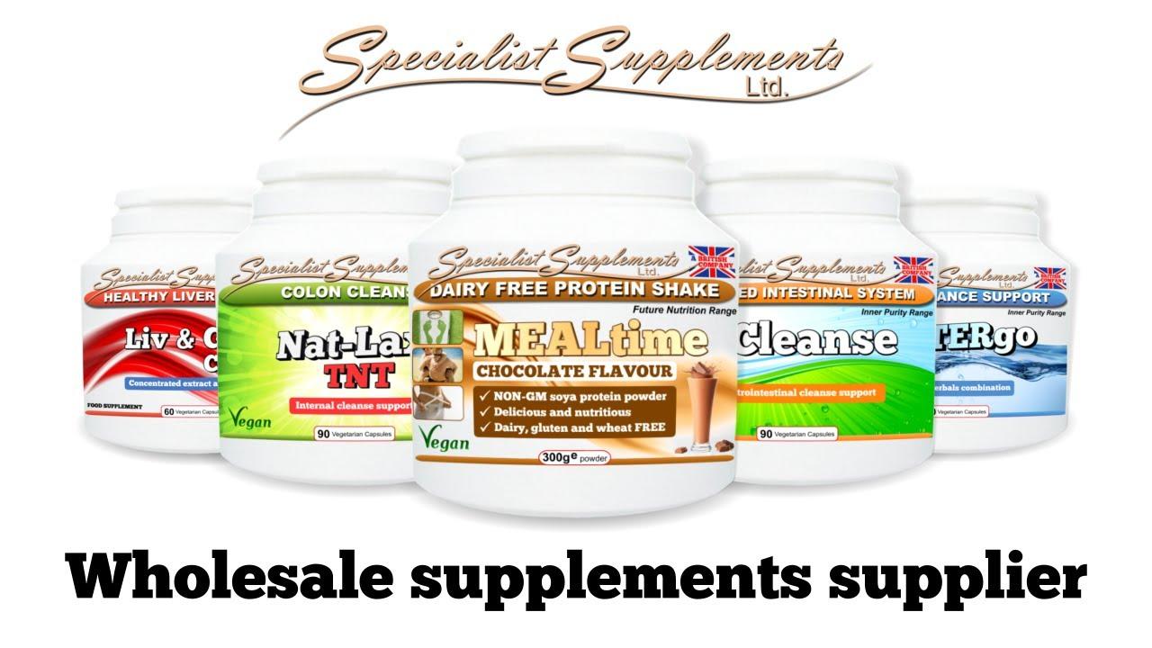 Dropship Fitness Supplements - Dropship Supplements