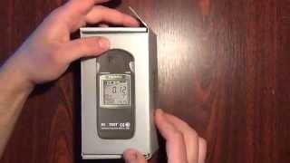 ☢ Дозиметр Терра МКС-05 2010 г. (профессиональный, с широким экраном и БЕЗ модуля BT (bluetooth))