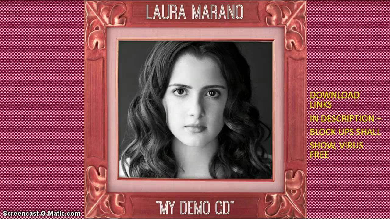 Laura marano my demo cd 2010 download lniks youtube for Marano arredamenti roma