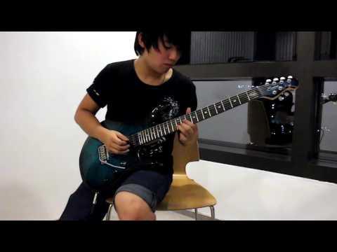 Samirze Kong | Kiesel Guitars Solo Contest | #kieselsolocontest