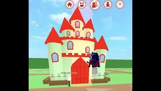 I got the castle! (Roblox - Meep City) + NightCore - Devils Don't Fly
