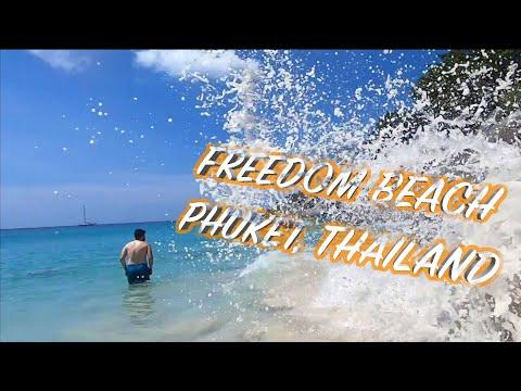 Best Beach In Phuket? | Freedom Beach | Phuket, Thailand