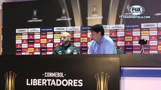 Matías Biscay   Gallardo quizás llamó a su casa porque tiene una familia    FOX Sports