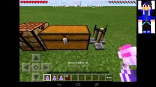 Как делать зелья в Minecraft pe 0.12.1