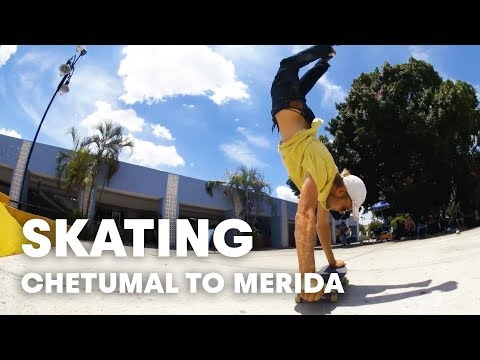 The Secrets Of Skateboarding In Mexico