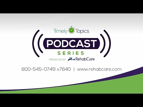 Timely Topics Episode #5: How to Prepare for PDPM (Part III)