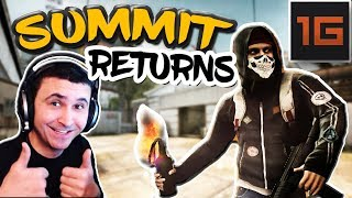 Summit1g Returns To RankS!!!!!(INTENSE)