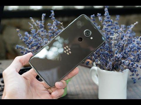 Tinhte.vn | Trên tay BlackBerry DTEK60