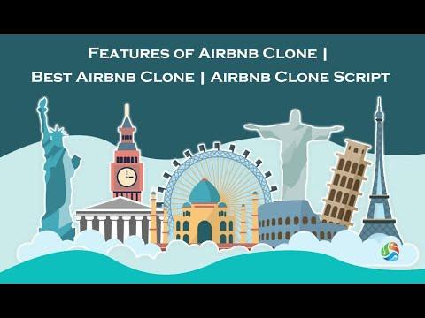 AirStar - Airbnb Clone Script