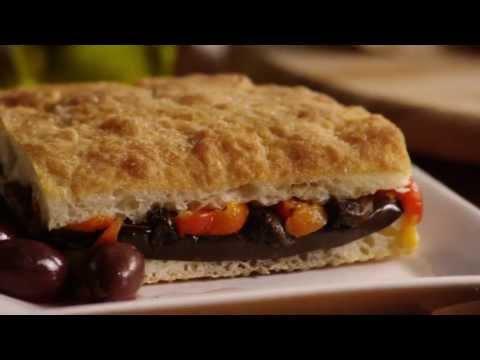 Grilled Vegetable Sandwich   Vegetarian Recipes   Allrecipes.com