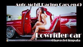 auto mobil racing cars ep49: Lowrider car Chevrolet Impala 1960