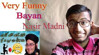 Pakistani Run Mureed Very Funny | Nasir Madni | Reaction Mian Tayyab |