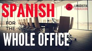 Corporate Spanish Speaking [Interviews]
