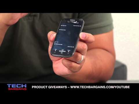 Samsung Ativ Odyssey (Verizon Wireless) Unboxing (HD)