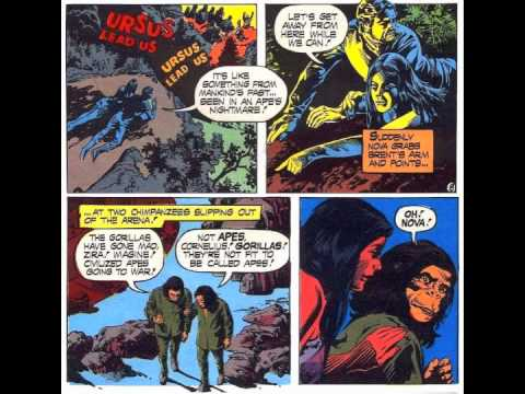 Power Records   Beneath the Planet of the Apes