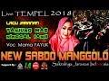 TANJUNG MAS NINGGAL JANJI Cover Voc MAMA YAYUK - New SABDO MANGGOLO Live TEMPEL 2018