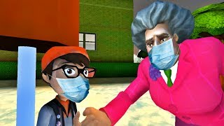 Scary Teacher 3D - New Update All Boosters Use (Android/iOS)