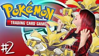 Pokémon TCG! So many Alakazams!