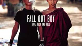 Fall Out Boy-Young Volcanoes