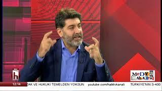 Gül'e FETÖ suçlamaları  - Ayşenur Arslan ile Medya Mahallesi - Levent Gültekin - 27 Nisan -2-