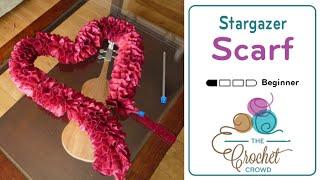 How To Knit a Scarf: Stargazer Yarn Scarves by Estelle Yarns