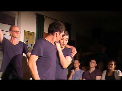 Anton und Gretchen (Mission Improssible, Juli 2014)