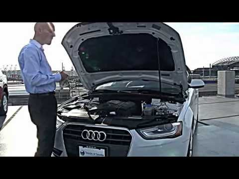 2013 Audi A4 Prestige Quattro Review - We review the 2013 A4 engine, interior, performance and more