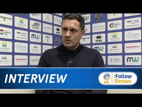 INTERVIEW | Paul Hurst On Nathan Thomas - Town TV