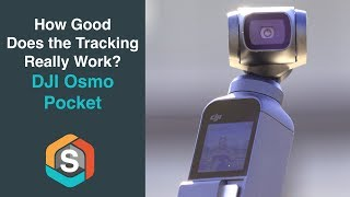 DJI Osmo Pocket Tracking Test - How good does the tracking really work?