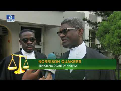 Law Weekly: Lawyers Opine On FG's Whistle Blower Policy