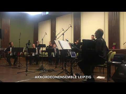 Libertango - Astor Piazzolla (Akkordeonensemble Leipzig)