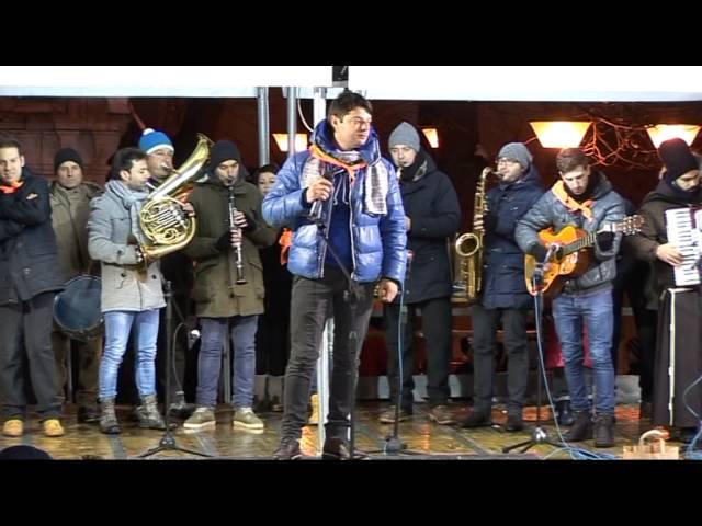 Gambatesa maitunat 1-1-2015: maitunat e canzone Pasquale Curiale