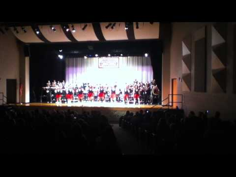 Fairfield Union Marching Falcons