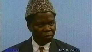 English Mulaqaat (Meeting) on May 25th, 1995 with Hazrat Mirza Tahir Ahmad (rh)