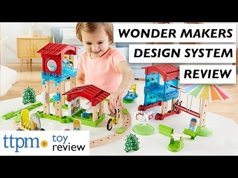 Wonder Makers Design System From Fisher Price Youtube