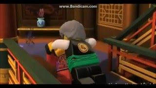 Ninjago Skylor Garmadon Master Chen and Pythor 2015 Official