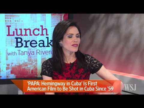 'Hemingway in Cuba': Adrian Sparks on Playing 'Papa'