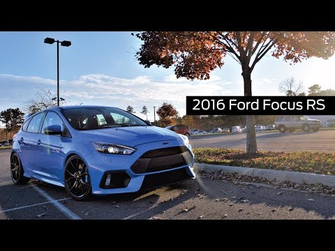2016 Ford Focus RS Stock #R70555A at Tindol ROUSH Performance
