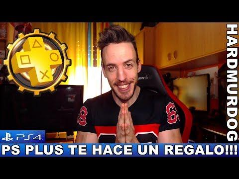 ¡¡¡PS PLUS TE HACE UN REGALO!!! -  Hardmurdog -  Noticias - Ps4 - 2018 - Español