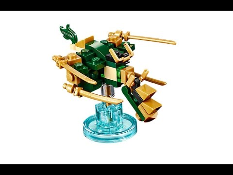 Sword Projector Dragon How To Build Lego Dimensions 71239 Youtube