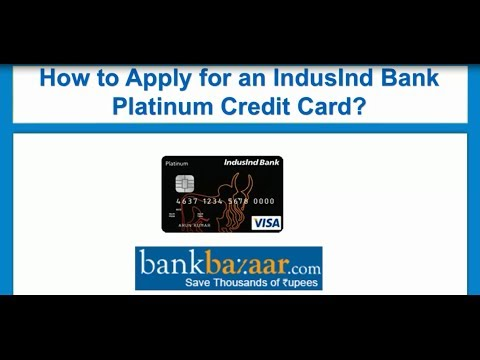 how to get credit card from bank