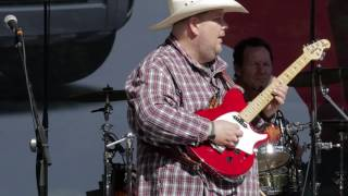 Just Because - Johnny Hiland at the 2016 Dallas International Guitar Show