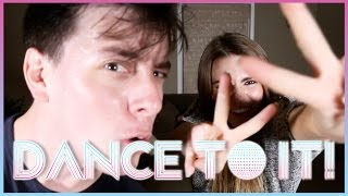 DANCE TO IT CHALLENGE with Amymarie Gaertner! | Thomas Sanders