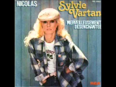 Sylvie Vartan Nicolas