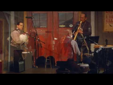 R  Carlos Nakai with Will Clipman - Improvisation - May 2, 2015
