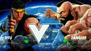 SFV: Tokido vs RB|Snake Eyez - Red Bull Battle Grounds Top 8 - CPT 2016