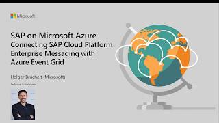 Leveraging SAP Cloud Platform Enterprise Messaging with Microsoft Azure Event Grid