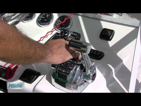Mercury Marine Digital Throttle & Shift Controls