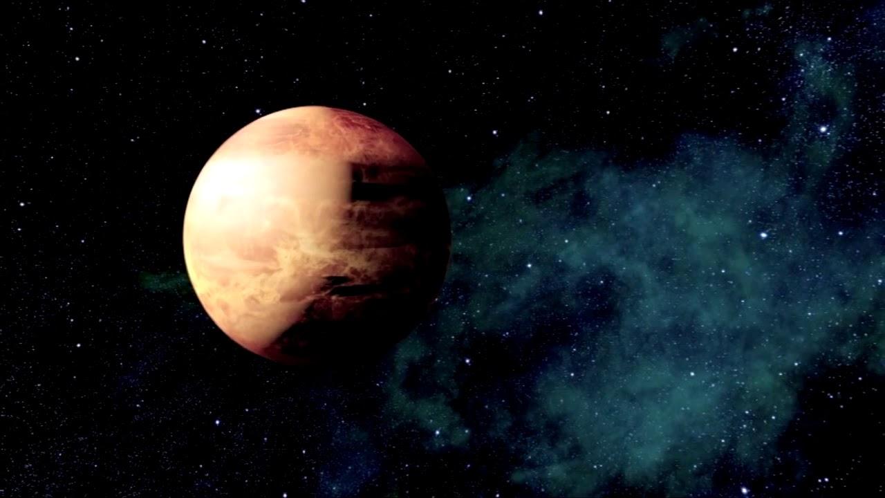картинка венера в космосе каждый