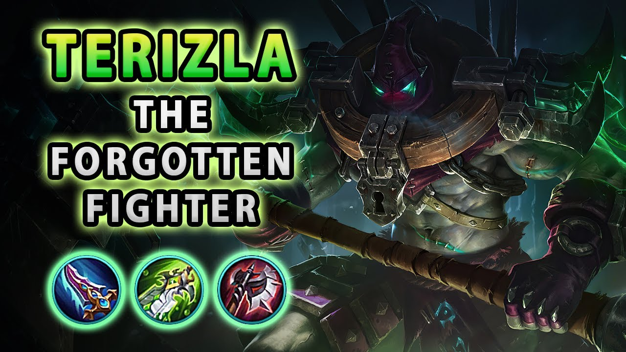 The forgotten fighter that nobody uses, but he is actually good | Mobile Legends